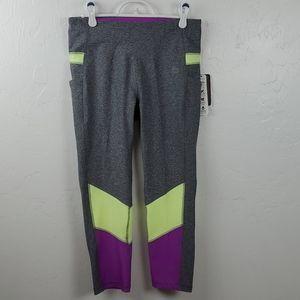 RBX Live Life Active sport capris pants size M